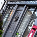 Thyme on the yarrow